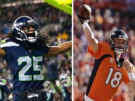 game on! broncos-seahawks ready to battle for 2014 super bowl